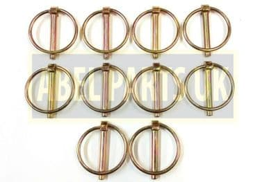 LYNCH PIN (PACK FOR 10PCS) (PART NO. 826/00600)
