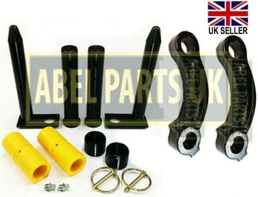 MINI DIGGER BUCKET REPAIR KIT WITH SIDE LINKS (911/23900, 811/90697, 332/T4657)