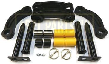 MINI DIGGER TIPPING LINK & DIPPER END PINS & BUSHES KIT 231/03901, 331/38954, 911/23900, 811/90697