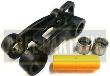 MINI DIGGER TIPPING LINK WITH BUSHES (232/03901, 232/03907, 232/32001)