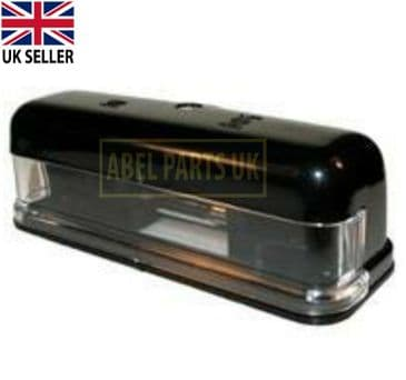 NUMBER PLATE LIGHT FOR JCB 3CX, 4CX LOADALL (PART NO. 710/16900)