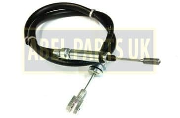 PARKING BRAKE CABLE FOR VARIOUS JCB MODELS (PART NO. 910/M1244)