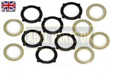 PD70 AXLE COUNTER & FRICTION PLATE KIT(450/20401 450/20403 450/20402)