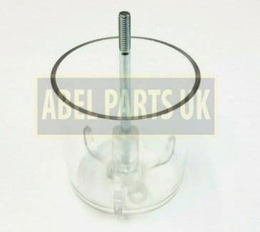 PLASTIC FUEL SEDIMENT BOWL (PART NO. 32/904709)