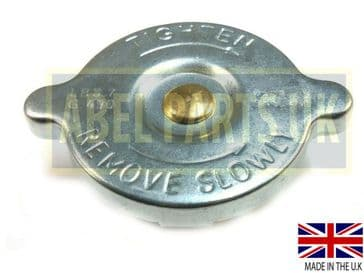RADIATOR CAP FOR VARIOUS JCB MODELS (PART NO. 160/01980)