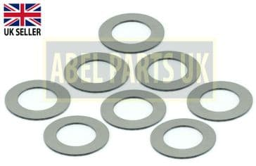 SHIM 0.5MM SET OF 8 PC'S FOR JCB 3CX , 4CN (PART NO. 921/00807)