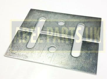 SHIM 150X60X3MM FOR JCB LOADALL 530,535,540,541 (PART NO. 162/01554)