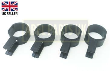 SNAP RINGS FOR FUEL PIPES (4PCS) (PART NO. 320/07189)