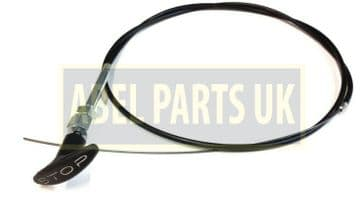 STOP CABLE FOR JCB 3CX, 4CX (PART NO. 910/20600)