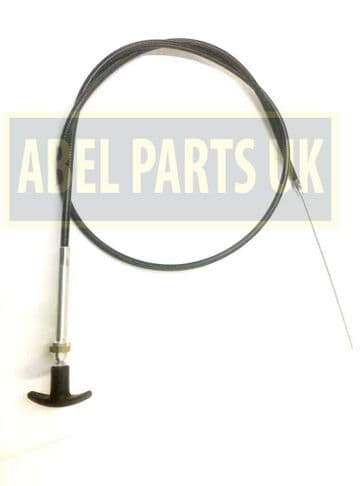 STOP CABLE FOR JCB 3CX LEYLAND ENGINE (PART NO. 910/16600)