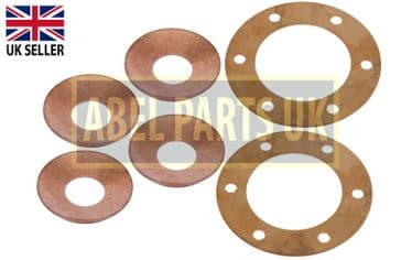 THRUST WASHERS FOR DIFF GEAR KIT (PART NO. 808/00209, 808/00210)