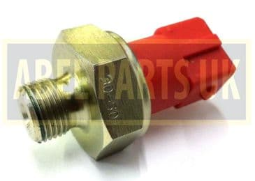 TRANSMISSION OIL PRESSURE SWITCH - RED M12 (PART NO. 701/41600)