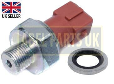 TRANSMISSION OIL PRESSURE SWITCH WITH DOWTY SEAL (701/41600, 701/37300)