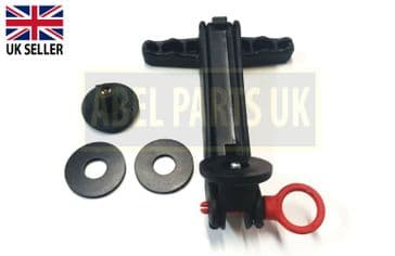 WINDOW STAY QUICK RELEASE FOR JCB LOADALL TELE (PART NO. 331/34730)