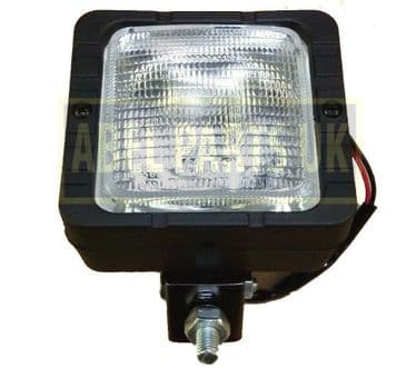 WORK LIGHT SQUARE 12V WORKING LAMP (PART NO. 700/38800)