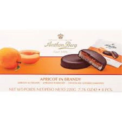 Anthon Berg Apricot in Brandy