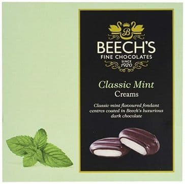 Beech's Dark Chocolate Mint Creams VEGAN