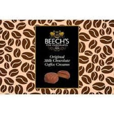 Beech's Milk Chocolate Coffee Creams