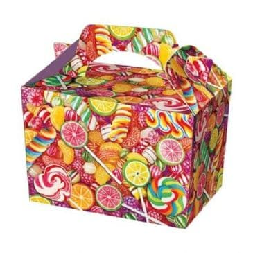 Candy Treats Gift Box