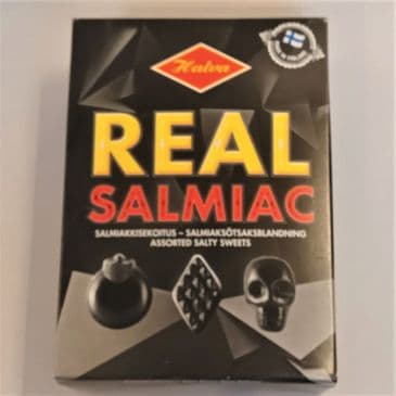 Finnish Real Salmiak 230g