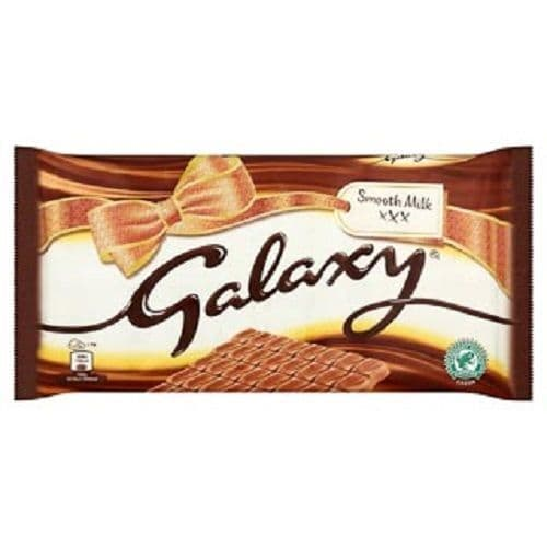 Galaxy Smooth Milk Large Bar 360g
