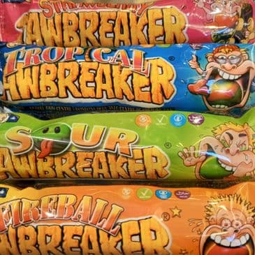 Jawbreakers (pack of 4)