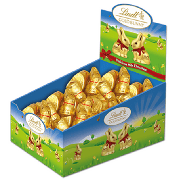 Lindt Chocolate Mini Bunny (Milk or White)