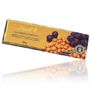 Lindt Gold Fruit & Nut 300g