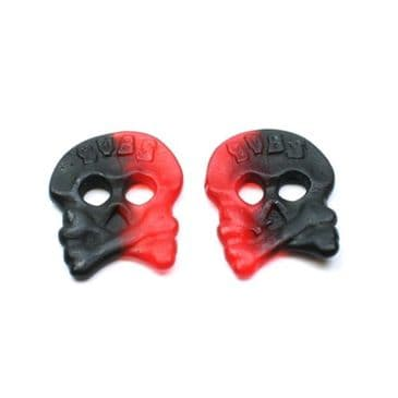 Liquorice Skulls (Swedish)