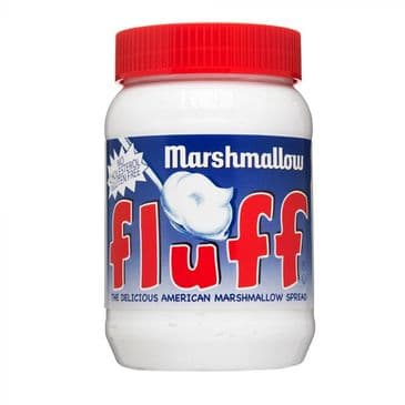 Marshmallow Fluff Original White