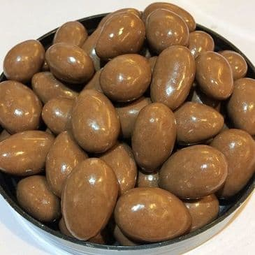 Milk Chocolate Almonds 200g