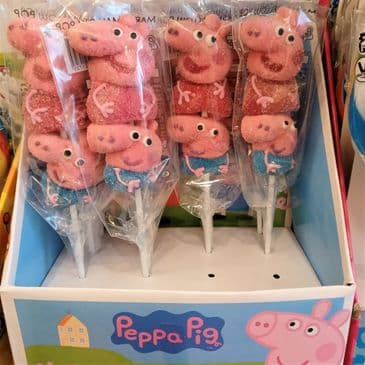 Peppa Pig Marshmallow Pop