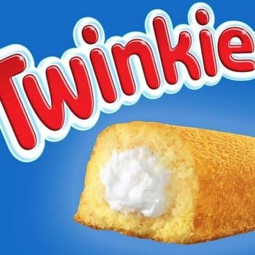 Twinkies (box of 10 cakes)