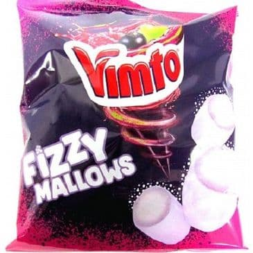 Vimto Fizzy Mallows