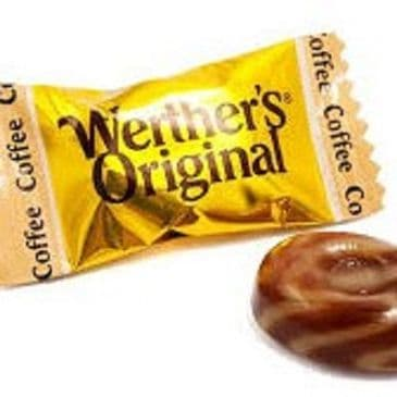 Werthers Original Caramel Coffee