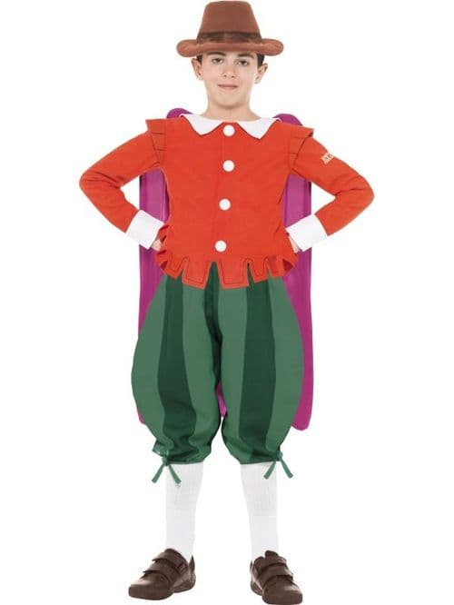 Horrible Histories, Guy Fawkes Costume