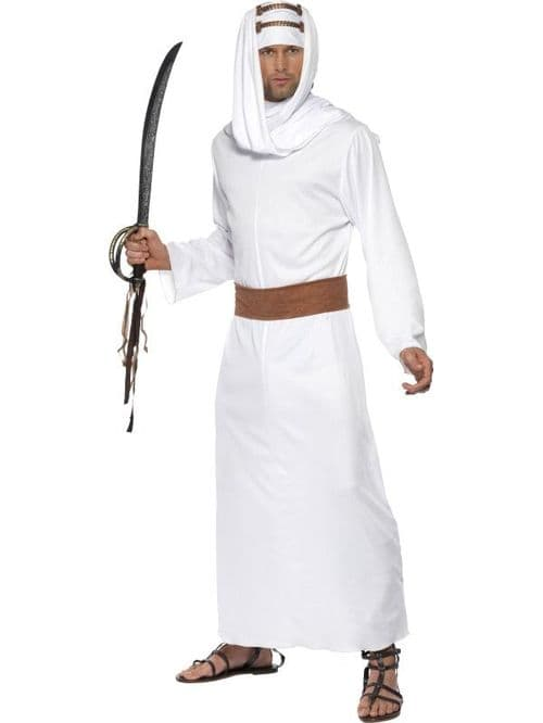 Lawrence Of Arabia Costume, White