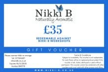 £35 Workshop Gift Voucher