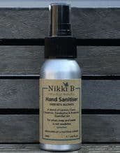 Nikki B Hand Sanitiser - COVID-19 DISCOUNT AT CHECKOUT