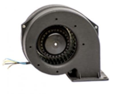 Burner Combustion Fan, E Compact, Bioflame, Trianco Greenflame, 15kW, 18kW, 28kW, Slim,