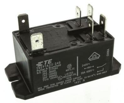 E Compact, Bioflame, Trianco Greenflame 28kW relay