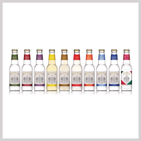 Exploration Mixed Pack of 10 x 200ml Bottles