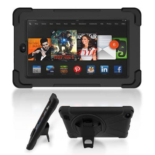 Amazon Fire 7 Shockproof Case Cover