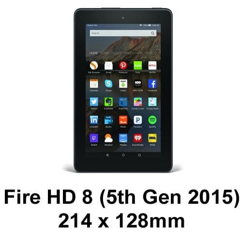 Fire HD 8 (2015) Cases