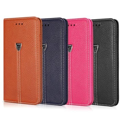 iPhone Luxury Folio Case Cover
