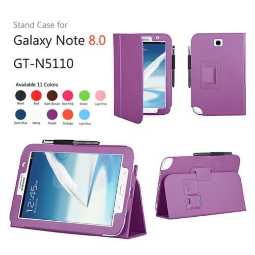 Samsung Galaxy Note 8.0 Stand Case Cover