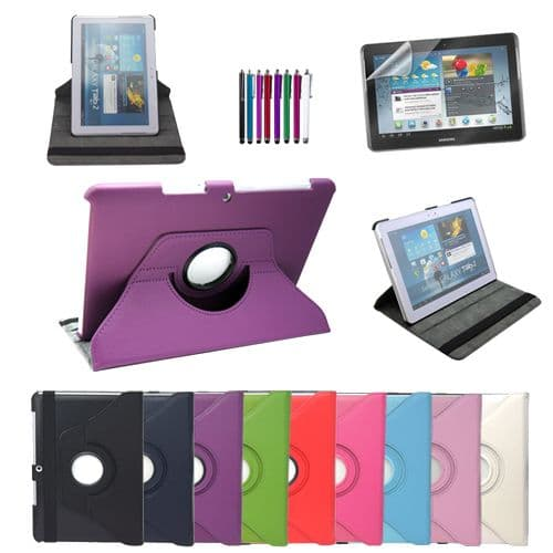 Samsung Galaxy Tab 2 10.1 Rotating 360 Case