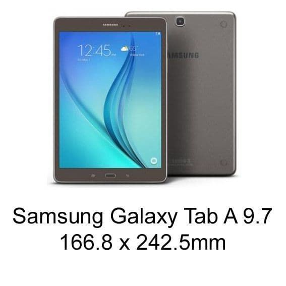 Samsung Galaxy Tab A 9.7 Cases