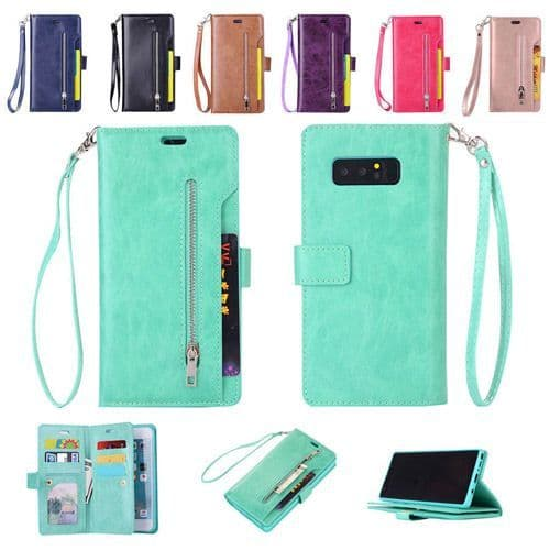 Samsung Purse Wallet Case Cover