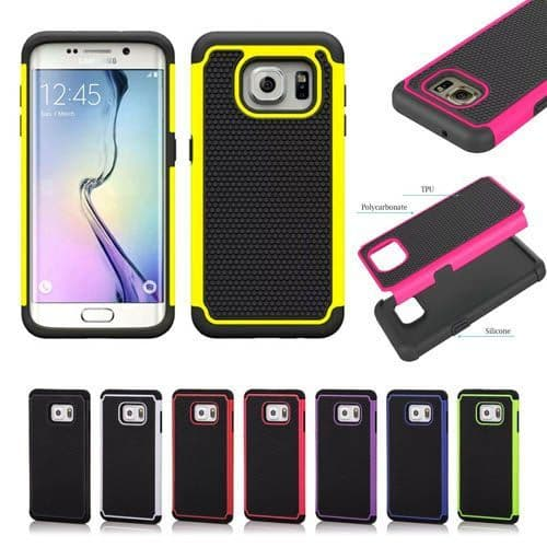 Samsung S6 Edge Shockproof Cover